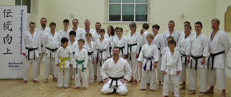 Friday class from Sensei Price course