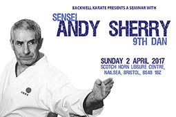 Book on to course with Sensei Sherry