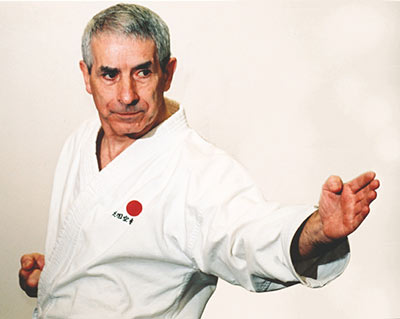 Sensei Sherry will be in Backwell on 20th March